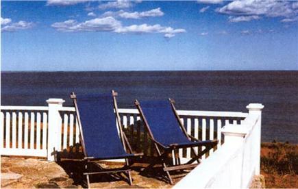 Stonewall Beach, Chilmark Martha's Vineyard vacation rental - Blue everywhere you look!