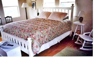 Stonewall Beach, Chilmark Martha's Vineyard vacation rental - Master, private suite.
