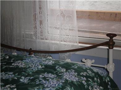 Oak Bluffs Martha's Vineyard vacation rental - Water view from tower bedroom