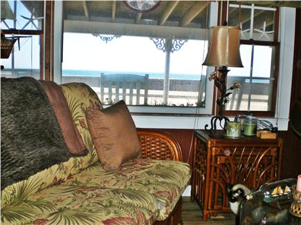 Oak Bluffs, Sea View Ave. just out of town Martha's Vineyard vacation rental - Living Room