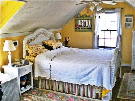 Oak Bluffs, Sea View Ave. just out of town Martha's Vineyard vacation rental - Master bedroom/queen bed