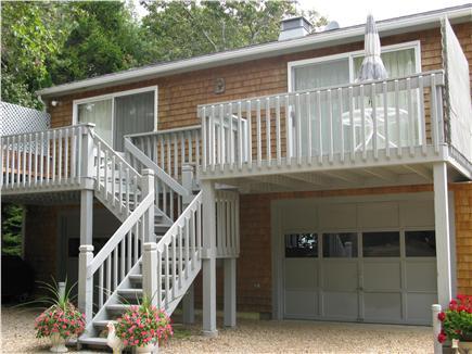 Oak Bluffs Martha's Vineyard vacation rental - Private central entrance