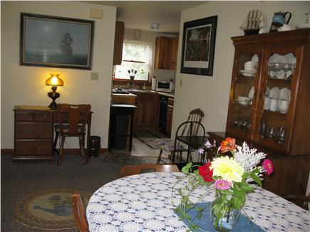 Oak Bluffs Martha's Vineyard vacation rental - Dining room with desk area