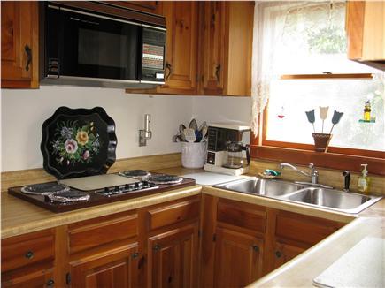 Oak Bluffs Martha's Vineyard vacation rental - Fully equipped kitchen
