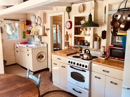 Oak Bluffs Martha's Vineyard vacation rental - Kitchen is fully-equipped