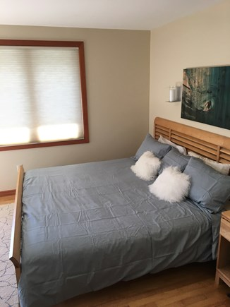 Katama - Edgartown Martha's Vineyard vacation rental - Second Master with King Bed and access to pool and deck.