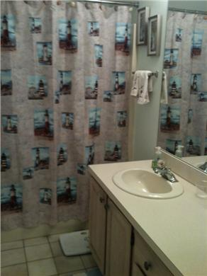 Edgartown Martha's Vineyard vacation rental - Bathroom on 1st Floor