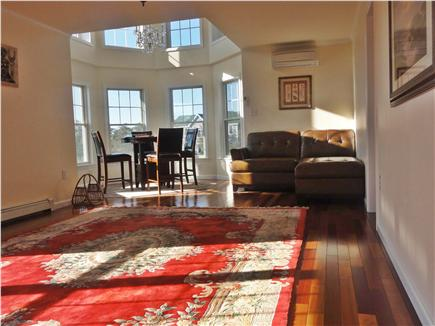 Oak Bluffs Martha's Vineyard vacation rental - Second floor living area