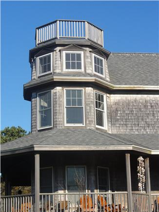 Oak Bluffs Martha's Vineyard vacation rental - View of the widow's walk