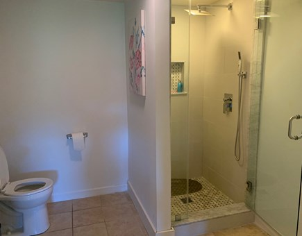 Oak Bluffs Martha's Vineyard vacation rental - Lower level full bath.