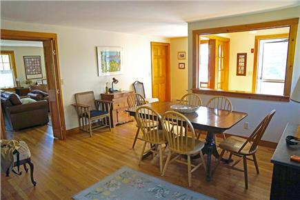 vineyard haven Martha's Vineyard vacation rental - Dining room