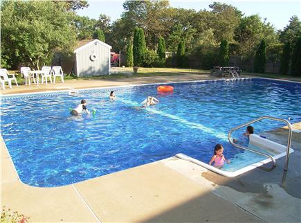 West Tisbury Martha's Vineyard vacation rental - Enjoy the Association pool and tennis