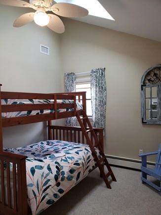 West Tisbury Martha's Vineyard vacation rental - Double & Twin bunks in bedroom 3; great for kids