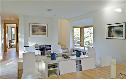 Chilmark Martha's Vineyard vacation rental - Living - Dining Room