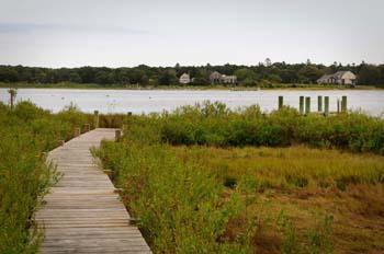 Edgartown Martha's Vineyard vacation rental - Walk to the private beach