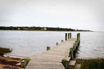 Edgartown Martha's Vineyard vacation rental - Private dock