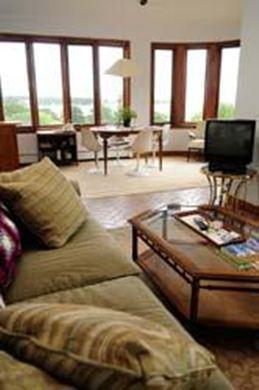 Edgartown Martha's Vineyard vacation rental - Den