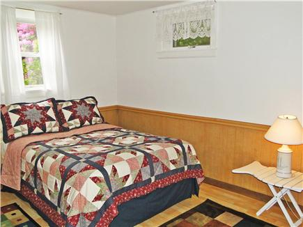 Oak Bluffs, Lagoon Pond Martha's Vineyard vacation rental - Downstairs full bedroom