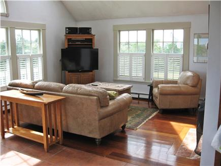 Katama - Edgartown Martha's Vineyard vacation rental - Living room