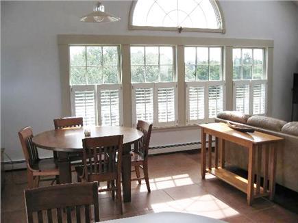 Katama - Edgartown Martha's Vineyard vacation rental - Another living/dining room view