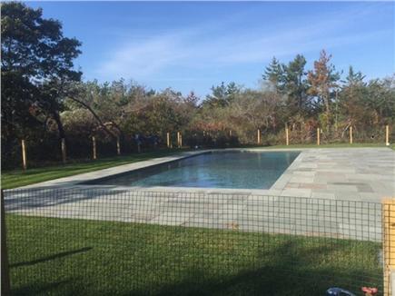 Katama - Edgartown, Edgartown Martha's Vineyard vacation rental - Enjoy the Pool after the beach