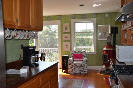 Chilmark - off Meetinghouse Rd Martha's Vineyard vacation rental - Light and airy throughout