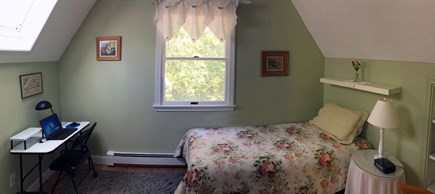 Vineyard Haven Martha's Vineyard vacation rental - Single bedroom also has a desk for your laptop and new skylight.