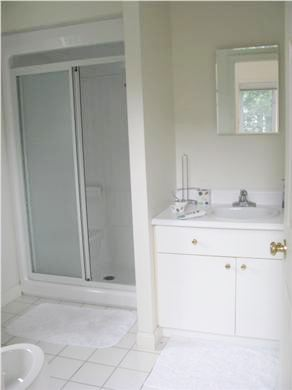 Oak Bluffs Martha's Vineyard vacation rental - Bathroom with bidet