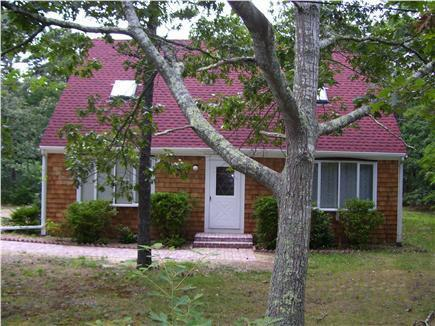 Edgartown Martha's Vineyard vacation rental - Front View