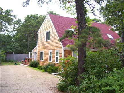 Edgartown Martha's Vineyard vacation rental - Side View