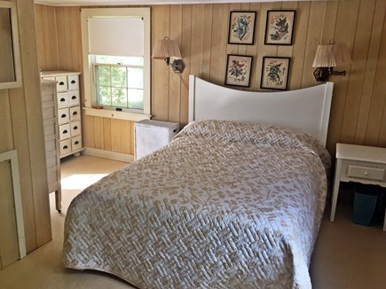Chappaquiddick Martha's Vineyard vacation rental - 1st floor bedroom (has adjoining bathroom)