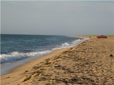 Chappaquiddick Martha's Vineyard vacation rental - East Beach, Chappaquiddick, less than 10 min. walk from house