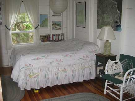 West Tisbury Martha's Vineyard vacation rental - Double Bedroom