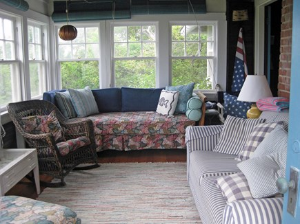 West Tisbury Martha's Vineyard vacation rental - Sunset Room with Ocean View
