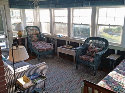 West Tisbury Martha's Vineyard vacation rental - Sunset Room with Ocean View