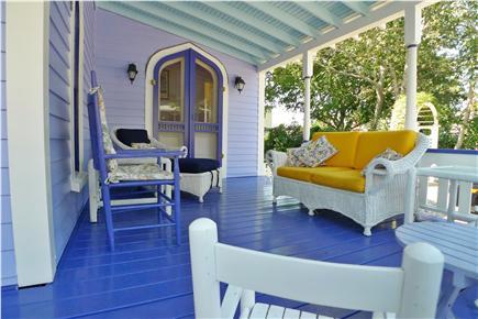 Oak Bluffs Martha's Vineyard vacation rental - View of covered  wrap around porch