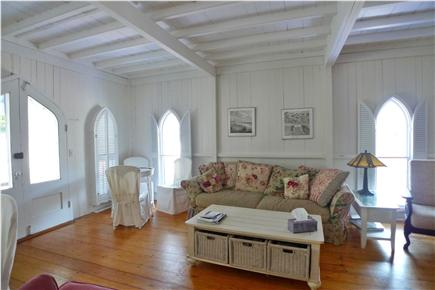 Oak Bluffs Martha's Vineyard vacation rental - Light and Airy Living Room