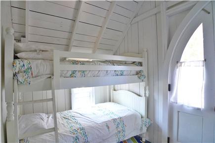 Oak Bluffs Martha's Vineyard vacation rental - Bunk Room/Juliet Balcony