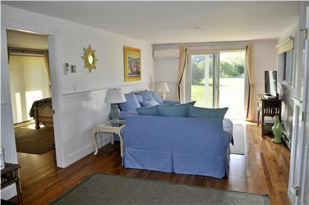 Katama - Edgartown, katama Martha's Vineyard vacation rental - Separate TV sitting area on lower level.