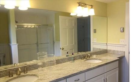Katama - Edgartown, katama Martha's Vineyard vacation rental - First floor bathroom