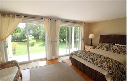 Katama - Edgartown, katama Martha's Vineyard vacation rental - First floor Queen