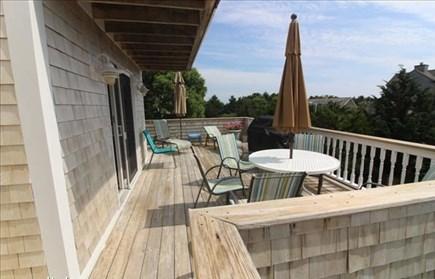 Katama - Edgartown, katama Martha's Vineyard vacation rental - Expansive wrap-around decks