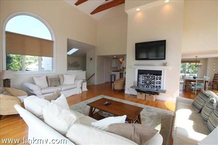 Katama - Edgartown, katama Martha's Vineyard vacation rental - Great room