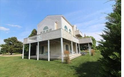 Katama - Edgartown, katama Martha's Vineyard vacation rental - Right view of house