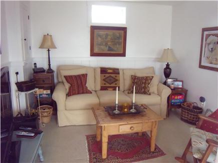 Aquinnah Martha's Vineyard vacation rental - Den includes sofa bed