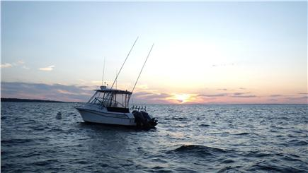 Aquinnah Martha's Vineyard vacation rental - Deep water mooring near the Menemsha Jettie is included
