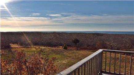 Aquinnah Martha's Vineyard vacation rental - Atlantic view East