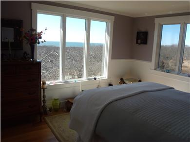 Aquinnah Martha's Vineyard vacation rental - Bedroom with Queen Bed