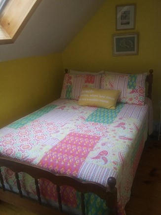 Oak Bluffs Martha's Vineyard vacation rental - Bedroom with double size bed