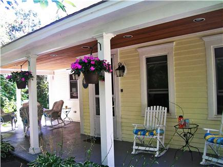Oak Bluffs Martha's Vineyard vacation rental - Victorian home featuring ''farmers porch''